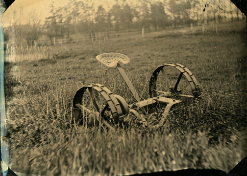 Tintype by Bryan Hiott (2008)