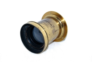 Dallmeyer Rapid Rectilinear Lens (1891)