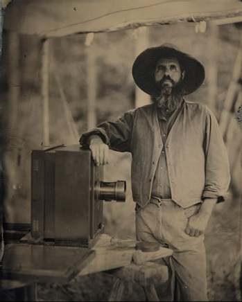 Tintype by Fred Conrad (2006)