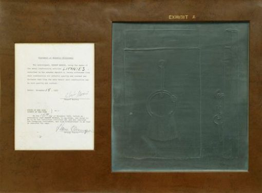 Document (1963) by Robert Morris