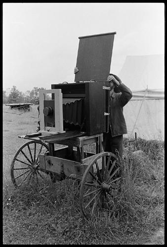 John Coffer's 20 x 24 Wet Plate Camera