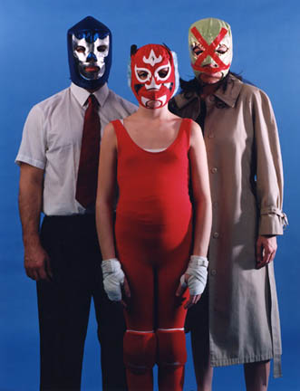 Wrestling Ladies Promotional Photograph (2003)