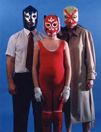 Wrestling Ladies Promotional Photograph (2003)