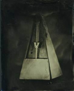 Metronome:  1/4 Plate Alumitype by Bryan Hiott (2009)