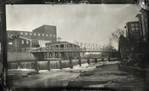 "Tintype Image:  Wet Plate Collodion Process.  Plate Size:  2 7/16"" x 3.5"""