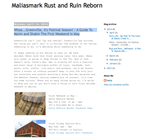 Maliasmark Rust and Ruin Reborn