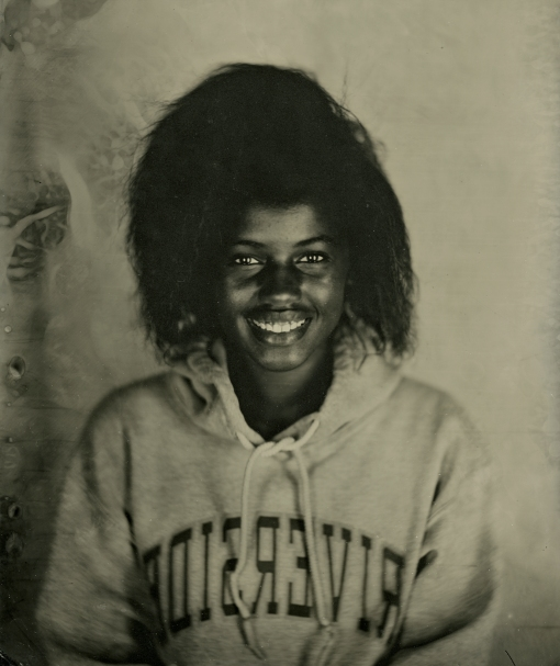 Tintype Portrait - Bryan Hiott Studio