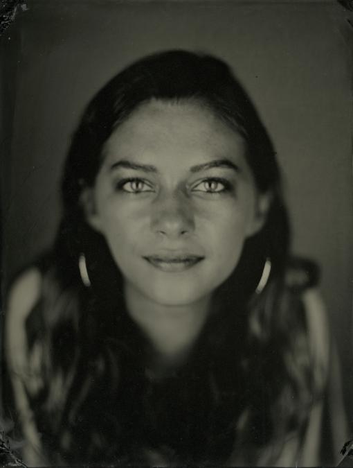 Portrait of Isobelle
