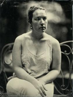 Nora - Ambrotype