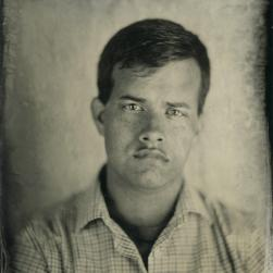 Alex - Ambrotype