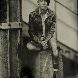Ann - Tintype