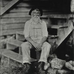 Robert Earl - Tintype