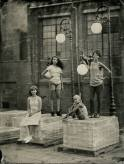 """Gerber Family - Tintype (4.25"""" x 6.5"""")"""