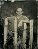 "Bryan (Self-Portrait) - Ferrotype (4.25"" x 5.5"")"