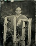 "Bryan (Self-Portrait) - Ferrotype (4.25"" x 5.5"")"